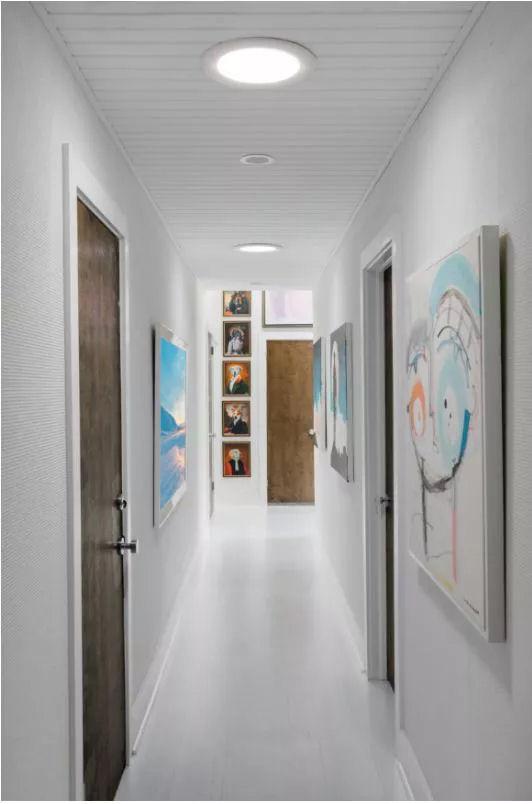 Sun Tunnel Help For Narrow Hallways