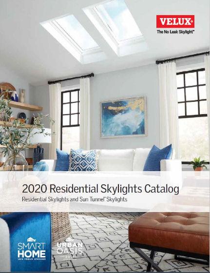 Velux Residential cataloge