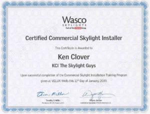 Wasco_certificate_Ken